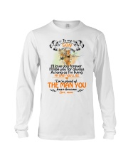 I'll Love You Forever I'll Like You For Always  Long Sleeve Tee thumbnail