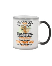 I'll Love You Forever I'll Like You For Always  Color Changing Mug thumbnail