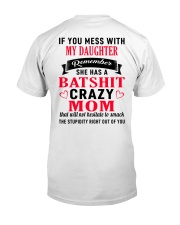 Batshit Crazy Mom Classic T-Shirt thumbnail