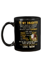 If Ever There Is A Tomorrow Cow Daughter Mug back