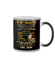 If Ever There Is A Tomorrow Cow Daughter Color Changing Mug thumbnail