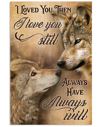 Wolf Loved You Then Love You Still GG V2