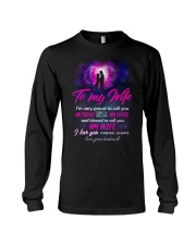 I'm Very Proud To Call You My Friend Family  Long Sleeve Tee tile