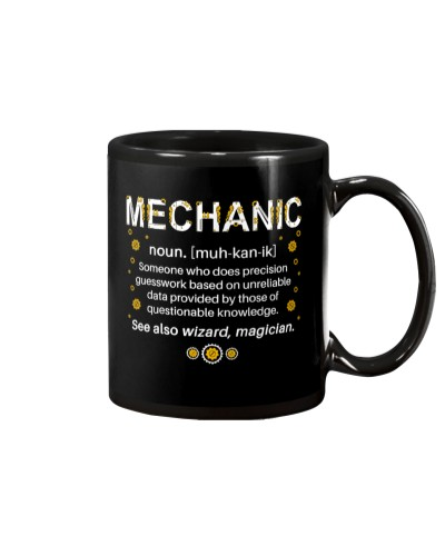 Mechanic Definition
