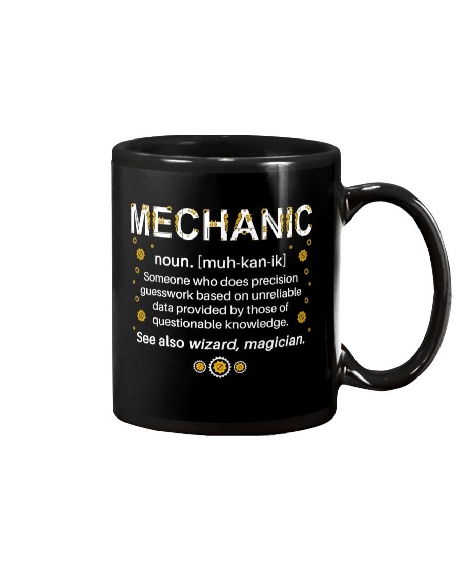 Mechanic Definition  Mug