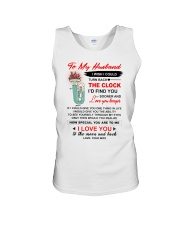 Instruments Tuba Husband Clock Ability Moon Unisex Tank thumbnail
