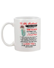Instruments Tuba Husband Clock Ability Moon Mug back