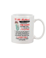 Instruments Tuba Husband Clock Ability Moon Mug front
