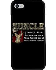 HUNTING HUNCLE GG Phone Case thumbnail