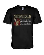 HUNTING HUNCLE GG V-Neck T-Shirt thumbnail