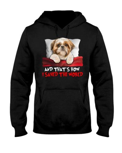 Dog Shih Tzu How I Saved The World