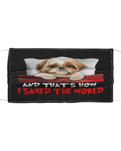 Dog Shih Tzu How I Saved The World
