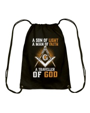 FREEMASON TRAVELLER OF GOG Drawstring Bag thumbnail