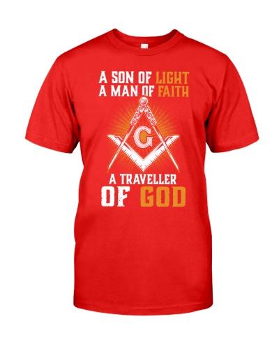 FREEMASON TRAVELLER OF GOG