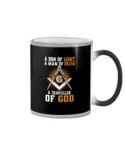 FREEMASON TRAVELLER OF GOG Color Changing Mug thumbnail