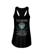 You Are My Best Friend Viking Ladies Flowy Tank thumbnail