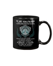 You Are My Best Friend Viking Mug front