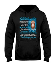 Otter Near Or Far Apart Granddaughter  Hooded Sweatshirt thumbnail