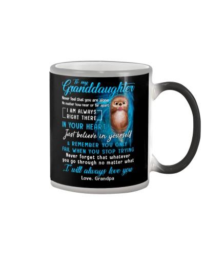 Otter Near Or Far Apart Granddaughter