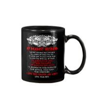 Viking Husband I Promise  Mug front