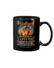 Horse Girlfriend I Love You Mug front