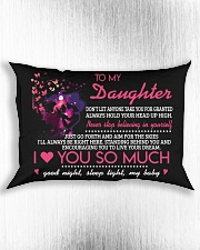 Don't Let Anyone Take You For Granted Butterfly Rectangular Pillowcase aos-pillow-rectangle-front-lifestyle-4