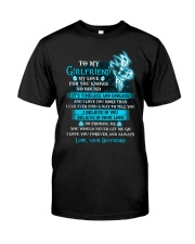My Love For You Knows No Bound Wolf Classic T-Shirt thumbnail