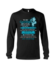 My Love For You Knows No Bound Wolf Long Sleeve Tee thumbnail
