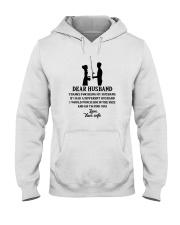FISHING DEAR WIFE Hooded Sweatshirt thumbnail