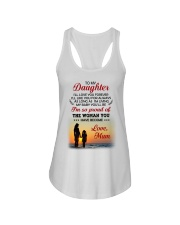 Love You Forever Like You For Always Family  Ladies Flowy Tank thumbnail