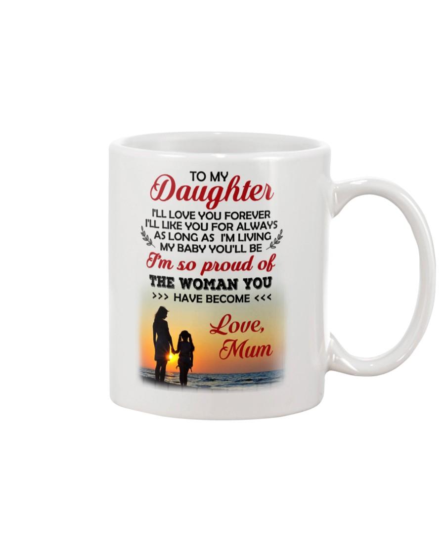 Love You Forever Like You For Always Family  Mug