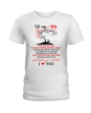 My Wife Growing Old Family Ladies T-Shirt thumbnail