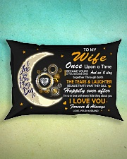 I Became Yours And You Became Mine Mechanic  Rectangular Pillowcase aos-pillow-rectangle-front-lifestyle-3