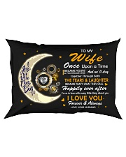 I Became Yours And You Became Mine Mechanic  Rectangular Pillowcase front