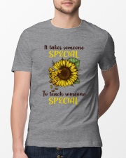 It Takes Someone Special Autism Classic T-Shirt lifestyle-mens-crewneck-front-13