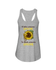 It Takes Someone Special Autism Ladies Flowy Tank tile