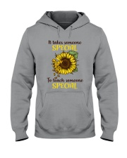 It Takes Someone Special Autism Hooded Sweatshirt thumbnail