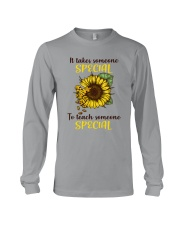 It Takes Someone Special Autism Long Sleeve Tee thumbnail