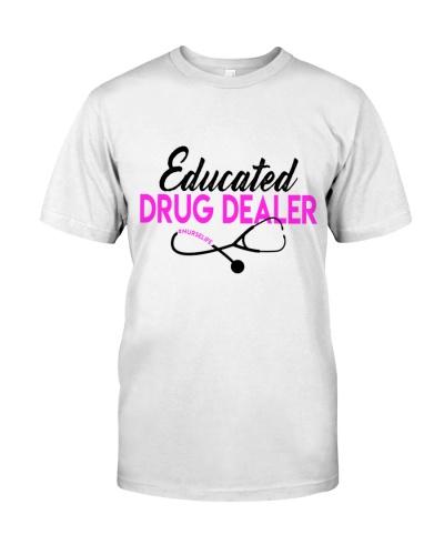 Educated Drug Dealer Nurse Life