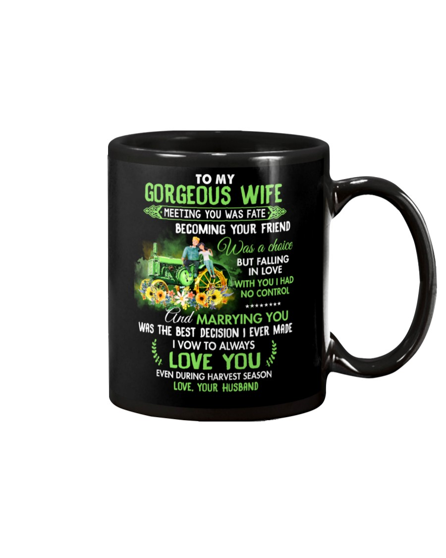 I Will Always Love You Farmer  Mug