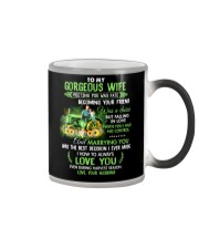 I Will Always Love You Farmer  Color Changing Mug thumbnail