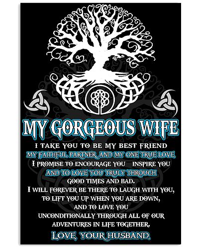 Faithful Partner True Love Wife Viking