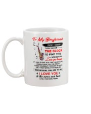 Instruments Saxo Boyfriend Clock Ability Moon Mug back