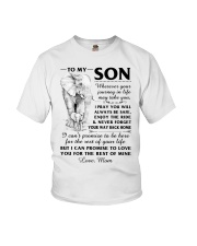 Elephant Son Dad Love You For The Rest Of Mine Youth T-Shirt thumbnail