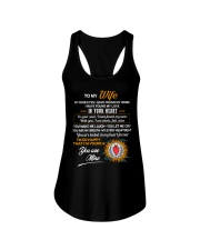 In Your Eyes Found My Home Family Wife Ladies Flowy Tank thumbnail