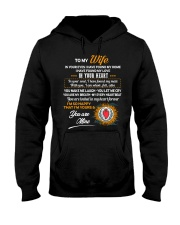 In Your Eyes Found My Home Family Wife Hooded Sweatshirt thumbnail