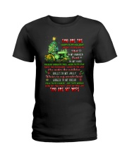You Are The Happy To My Holiday Ladies T-Shirt thumbnail