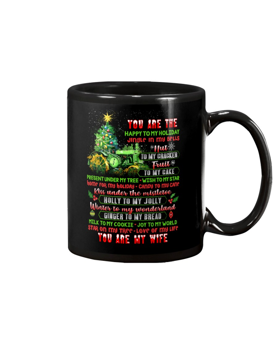 You Are The Happy To My Holiday Mug