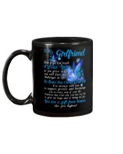 Butterfly Girlfriend I'm Always With You Mug back