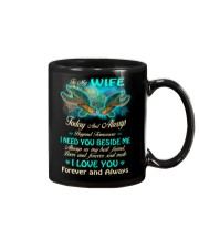 Today And Always Beyond Tomorrow Turtle  Mug front